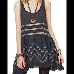 Free People Viole Lace dress